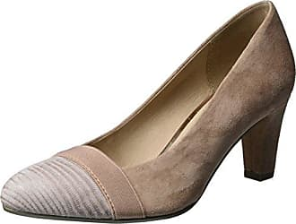 Be Natural 22409, Zapatos de Tacón para Mujer, Rosa (Rose 521), 40.5 EU