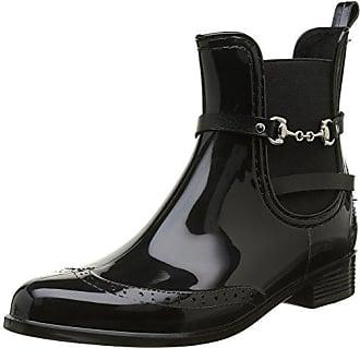 BE ONLY BOTTEKOME, Damen Stiefel & Stiefeletten, Schwarz - Schwarz (Noir) - Größe: 36 EU