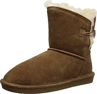 Bearpaw Loki II, Damen Pantoffeln, Braun (Hickory Ii 220), 38 EU (5 UK)
