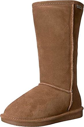 EMMA TALL, Damen Kurzschaft Stiefel, Grau (CHARCOAL 030), 36 EU (3 Damen UK) Bearpaw