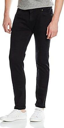 JP 1880 Jeans Straight Biker Fit N Superstretch, Vaqueros Rectos para Hombre, Negro (Grau 11), 60 JP1880