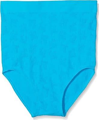 Womens Damen Taillenslip Sheer Control, Figurformend, Seamless Waist Cinchers Pack of 2 Belly Cloud