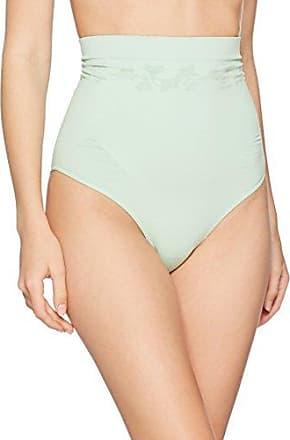 Womens Damen Slip Shape&Glam Figurformend, Seamless Control Knickers Belly Cloud