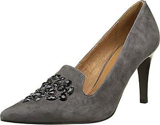 Belmondo 703629 04, Zapatos de Tacón Mujer, Gris (antracite 04), 42 EU