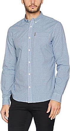 LS Core Oxford, Camisa para Hombre, Blau (Classic Navy 170), XL Ben Sherman