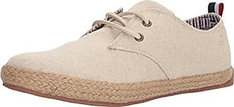 Mens New Prill Oxford Sneaker, Natural, 10.5 M US Ben Sherman