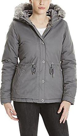 Damen Jacke Padded Jacket with Fur Lining Bench