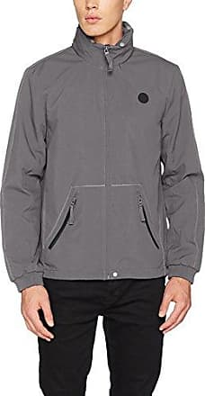 Softshelll Jacket, Chaqueta para Hombre, Gris (Dark Grey Gy149), Small Bench