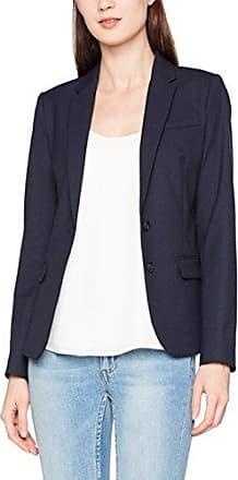Benetton Jacket, Chaqueta para Mujer, Azul (Blue 852), 46