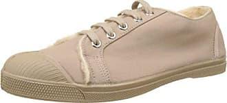Bensimon Tennis Elly, Zapatillas para Mujer, Amarillo (Marron Cannelle), 40 EU