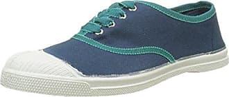 Bensimon Tennis Ballerine, Zapatillas para Mujer, Azul (Bleu Clair), 39 EU