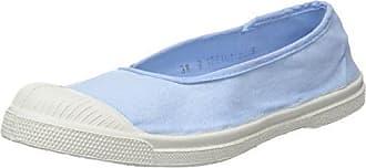 Bensimon Tennis Elly, Zapatillas para Mujer, Azul (Bleu Vif), 37 EU