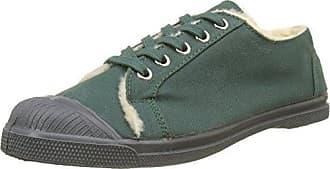 Bensimon Tennis Elly, Zapatillas para Mujer, Amarillo (Marron Cannelle), 41 EU