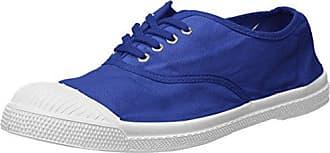 Bensimon Tennis Lacet Rayures Transat, Zapatillas para Mujer, Azul (Bleu 532), 38 EU