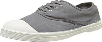 Bensimon Tennis Lacets, Zapatillas para Hombre, Azul (Bleu Clair), 43 EU