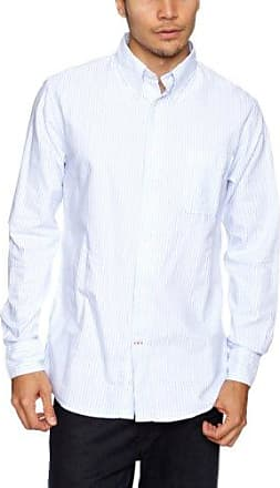 067cc2f010, Camisa para Hombre, Blanco (White 100), X-Large EDC by Esprit