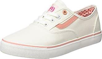 Beppi Canvas Shoe, Zapatillas de Deporte Exterior para Mujer, Blanco (Branco), 38 EU Beppi
