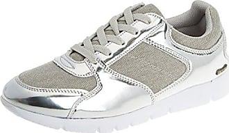 Beppi Casual Shoe 2152, Zapatillas de Deporte Unisex, Plateado (Prata), 39 EU