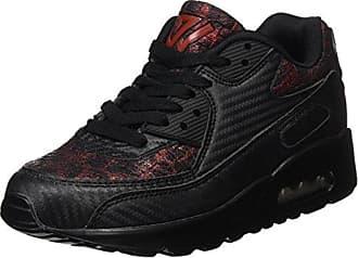 Beppi Casual Shoe 2152, Unisex-Erwachsene Turnschuhe, schwarz - schwarz (Preto) - Größe: 40