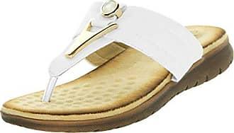 Freizeitschuhe Modeschuhe Goldschuhe Flip-Flops Modisch HbEVSHH