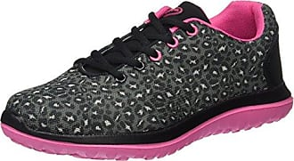 Beppi Sport Shoe 2144940, Zapatillas de Deporte Exterior Mujer, Negro (Preto), 38 EU