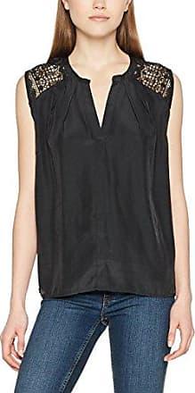 BERENICE Mally, Camiseta para Mujer, Gris (Carbone Carbone), L