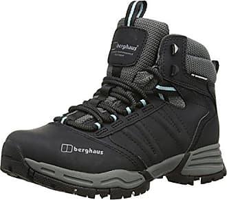 Berghaus EXP TRAIL VII GTX TECH BOOT AF BLK/GRY, Damen Trekking- & Wanderstiefel, schwarz/grau, 37 EU (4 Damen UK)