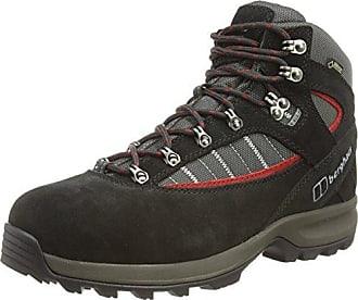 Berghaus EXP TRAIL VII GTX TECH BOOT AF BLK/GRY, Damen Trekking- & Wanderstiefel, schwarz/grau, 38 EU (5 Damen UK)