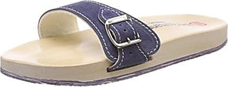 Berkemann Original Sandale, Zuecos Unisex Adulto, Azul (Blau 396), 41.5 EU