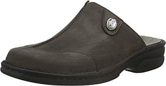 Berkemann Daniel - Zapatos para Hombre, Color Negro (Negro 906), Talla 46