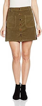 Won Hundred Harmony_2, Jupe Femme, (Bone Brown), 34 (Taille Fabricant:62)