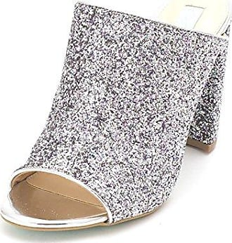 Frauen Fashion Sneaker Silber Groesse 5 US/35.5 EU Betsey Johnson Mj72TVP