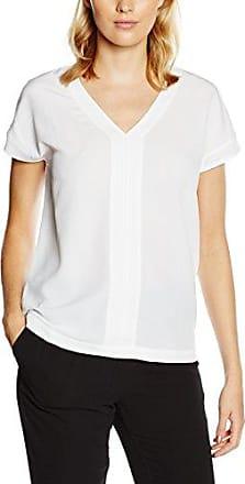 Betty Co 0781/3834, Camiseta para Mujer, Multicolor (White/Black 1890), 48