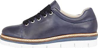 Bianco Lacet De Chaussure « Clivés Lacé » Bleu y3N2v1