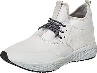 Bianco High Cut Sneaker 64-71492, Zapatillas para Hombre, Gris (Dark Grey), 43 EU