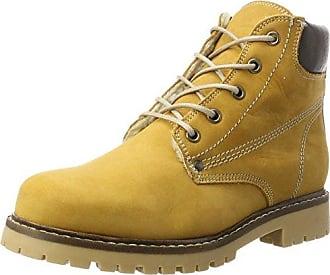 38 Femme Desert Nevada Eu Boots tan Nbk Jaune Wmn Carrera 22 nq14wH67g