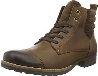 Bianco 64-71486 - Chaussures En Cuir Lisse Homme, Blanc, Taille 41 Eu