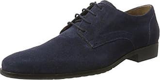 Trevise G8, Zapatos de Cordones Derby para Hombre, Azul (Navy), 44 EU TBS