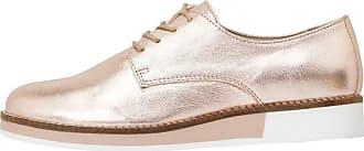 Chaussure Bianco Brun / Bronze / Blanc 1OZnTqa