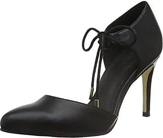 Bianco Divided Pump Black, Schuhe, Absatzschuhe, Sandaletten, Schwarz, Female, 36