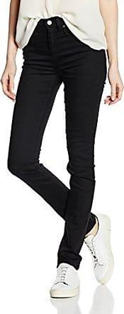 Adela, Jeans Femme, Noir-Noir (900), 34 W/32 LBigstar