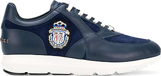 logo patch lace-up sneakers - Blue Billionaire Boys Club 9yGSN1