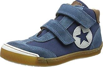 Bisgaard Schnürschuhe, Baskets Hautes Mixte Enfant, Blau (611 Blue), 32 EU