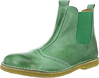 Bullboxer Ahc501e6c, Bottes Fille - Vert - Grün (Green),