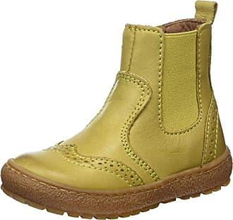 Bisgaard Stiefel, Bottes Classiques Mixte Enfant - Jaune - Gelb (8000 Yellow),