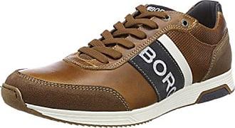 Björn Borg R700 Low Nub, Zapatillas para Hombre, Verde (Olive), 45 EU