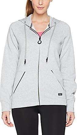 Bjorn Borg 1P Hooded Jacket Deona, Sweat à Capuche Femme, Rose (Pink Melange 50551), 42(Taille du Fabricant: 42)Björn Borg
