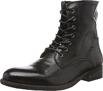Gl54, Boots femme - Noir (Black), 39 EUBlackstone