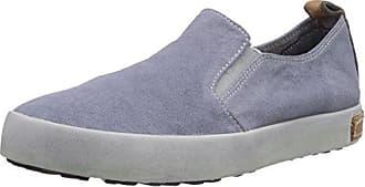 Blackstone Jl57 - Pantoufles À La Maison Pour Les Femmes, Blau Couleur (indigo), Taille 37