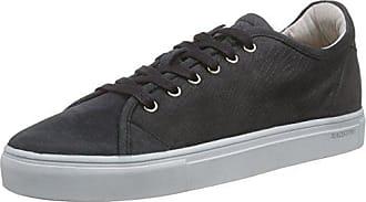 Blackstone PM63, Zapatillas para Hombre, Negro (Black Black), 44 EU